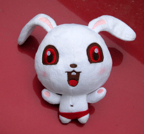 幸运兔,兔年吉祥物