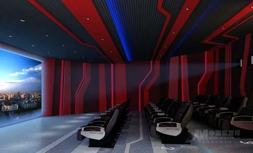 红鲤鱼电影院内部装修设计样图